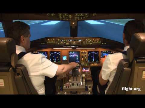 Dual Engine Failure in a Boeing 777 (Simulator)