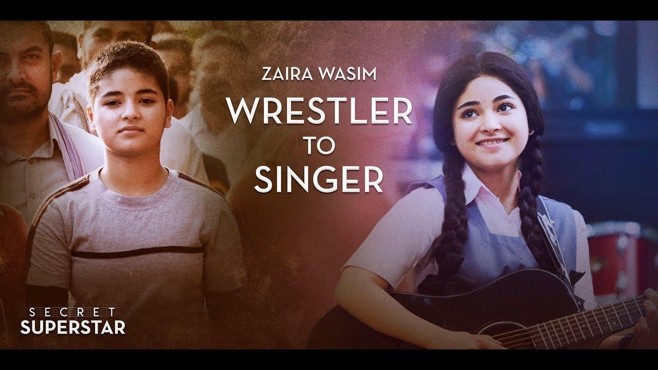 Download Zaira Wasim - Wrestler to Singer