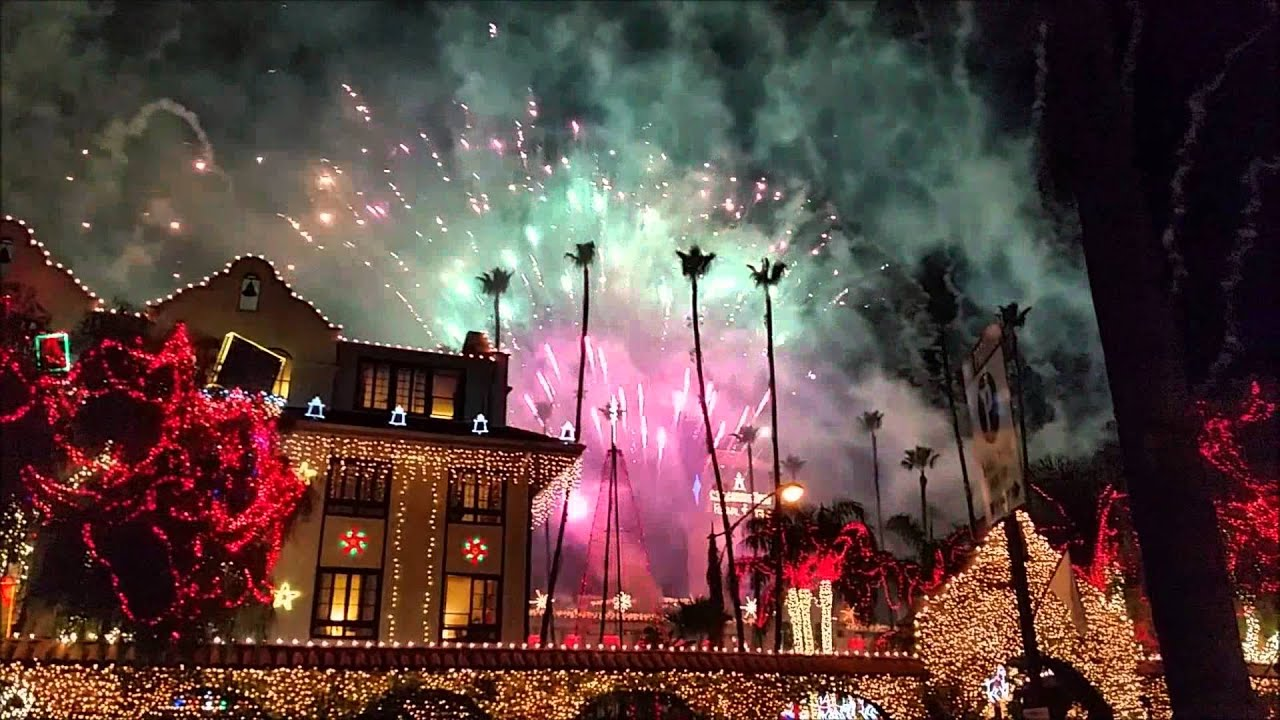 Mission Inn Lights