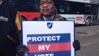 SCOTUS and The Voting Rights Act