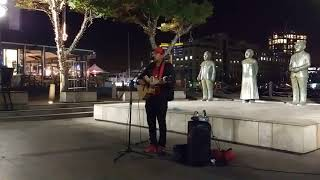 Dylan Red - Perfect (Ed Sheeran) - V & A Waterfront - 14.ABR.18