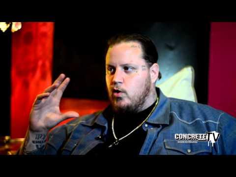 Jelly Roll Concrete Magazine Interview