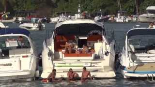 Miami. People Relaxing on the Boats and Yachts. Vlog: Russian Girl in USA. Part 33