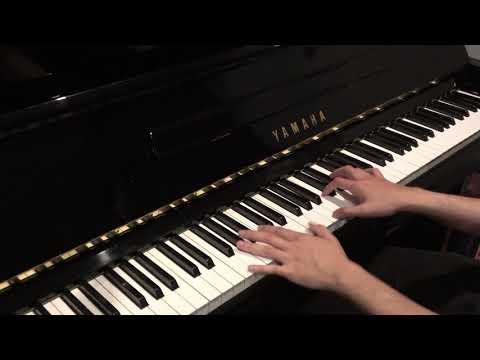 Simon And Garfunkel - Bridge Over Troubled Water (piano Cover)