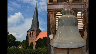 Sandstedt (CUX) - ev.-luth. St. Johannis - Vollgeläute