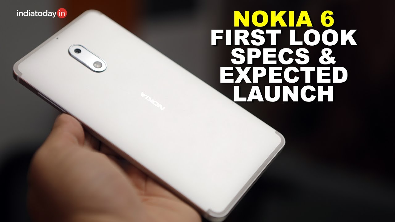 Nokia 6 Arte Black Video Nokia 6 And Nokia 6 Arte Black First Look Features And Specs
