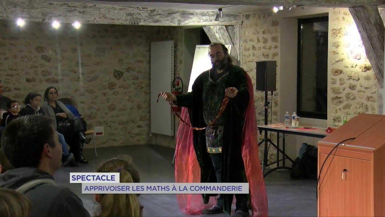 yvelines-spectacle-apprivoiser-les-maths-a-la-commanderie