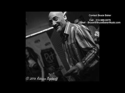 Bruce Baker's Altered Presence Jazz Band LIVE - Compilation