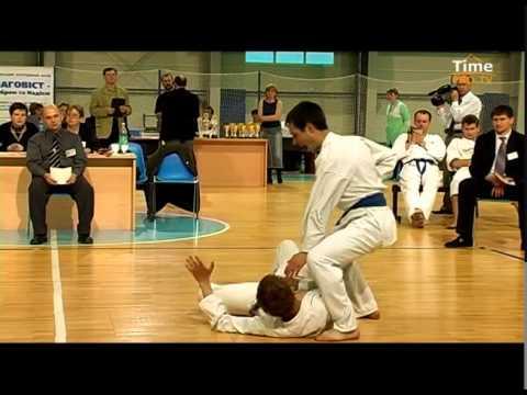 Боевые искусства мира. Госоку-рю каратэ -- сила и скорость.