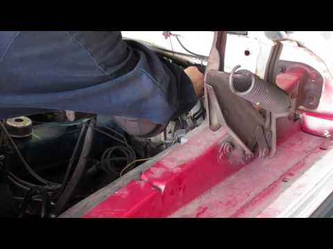 Project Ford Truck Speedometer Cable Change Episode 4