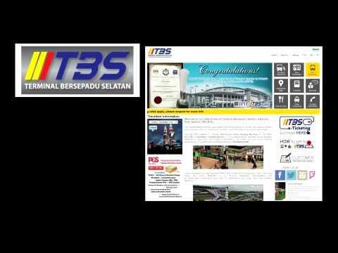 Tips Dapatkan Tiket Online - Terminal Bas Bersepadu (PT 4) #KampusAM