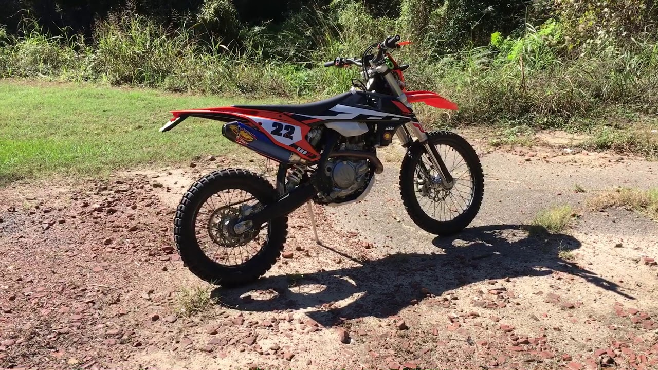The ktm 500 exc seems to me like the perfect bike for ultra light adventure enduro expeditions. The 500 exc has great suspension already in stock form. I made a ghetto version from 20 mm aluminium rod, but you can also buy a.
