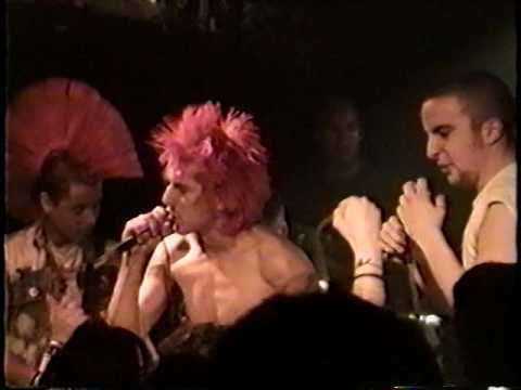 The Casualties - Live @ CBGB's in NYC (1997)