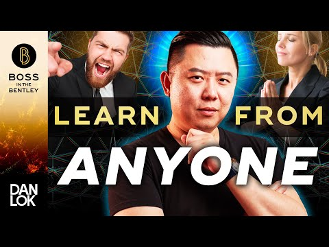 How To Learn Anything From Anyone