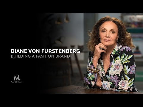 Diane von Furstenberg Teaches Building a Fashion Brand | Official Trailer
