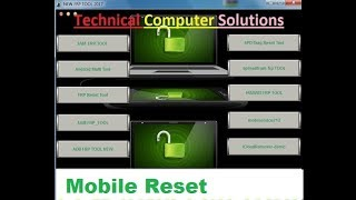 All Android Frp Unlock Tool Download