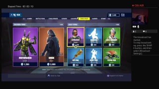 Fortnite Daily Item Shop January 22nd 2019 Live