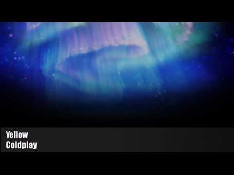 coldplay-yellow-(video-lyric)