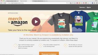Merch by Amazon - Checking Word Trademark using USPTO Website