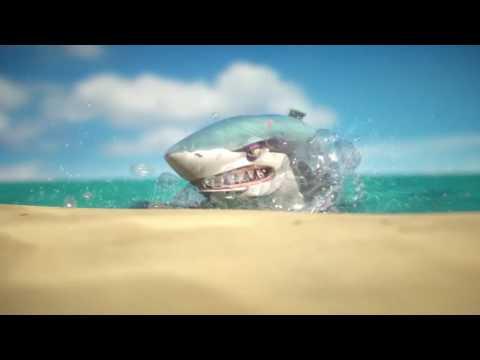 Hungry Shark World Trailer (GGP)