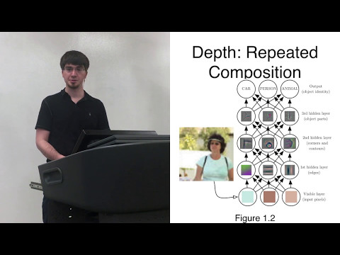 Deep Learning Chapter 1 Introduction presented by Ian Goodfellow