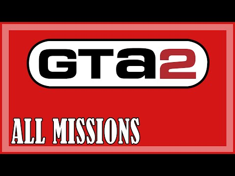 GTA 2 - All missions | Full game