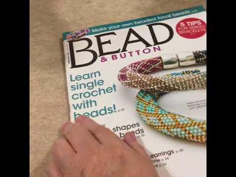 Faux Bead Crochet Tubular Brick Stitch Q&A