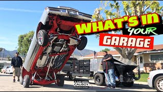 Whats in your Garage S3 Ep.4 Rookies hopping Gbody (HD/4K)