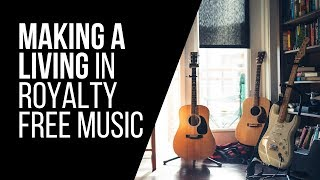 How To Make A Living In Royalty Free Music - RecordingRevolution.com