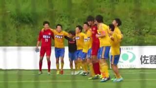 Jユースカップ vsヴィファーレン長崎戦 2-2(PK 6-5)勝利! 終了後のシ...