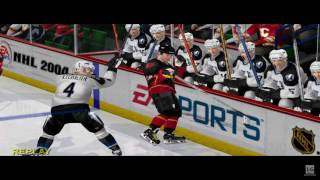NHL 2004 GameCube Gameplay HD