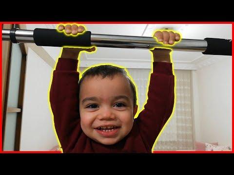 Yağız Ballı Süt İçti Gücüne Güç Kattı L Eğlenceli Çocuk Videosu
