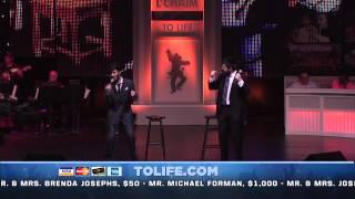 Benny Friedman & Eli Marcus sing a Lubavitch Medley
