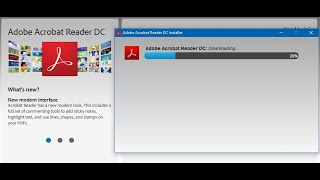 Gambar cover How to Download & Install Abode Acrobat PDF Reader