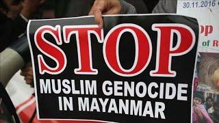 Rohingya Crisis...Genocide