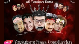 Pakistani YouTubers Memes Compilation | Youtubers Edition | Ducky Bhai Khujlee Family Sham Idrees |