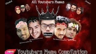 Pakistani YouTubers Memes Compilation | Youtubers Edition | Ducky Bhai Khujlee Family Sham Idrees |