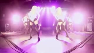 вк_♫ [VR] 360° video - Dance music - 2017 [VJ] ► RETRO DISCO 08