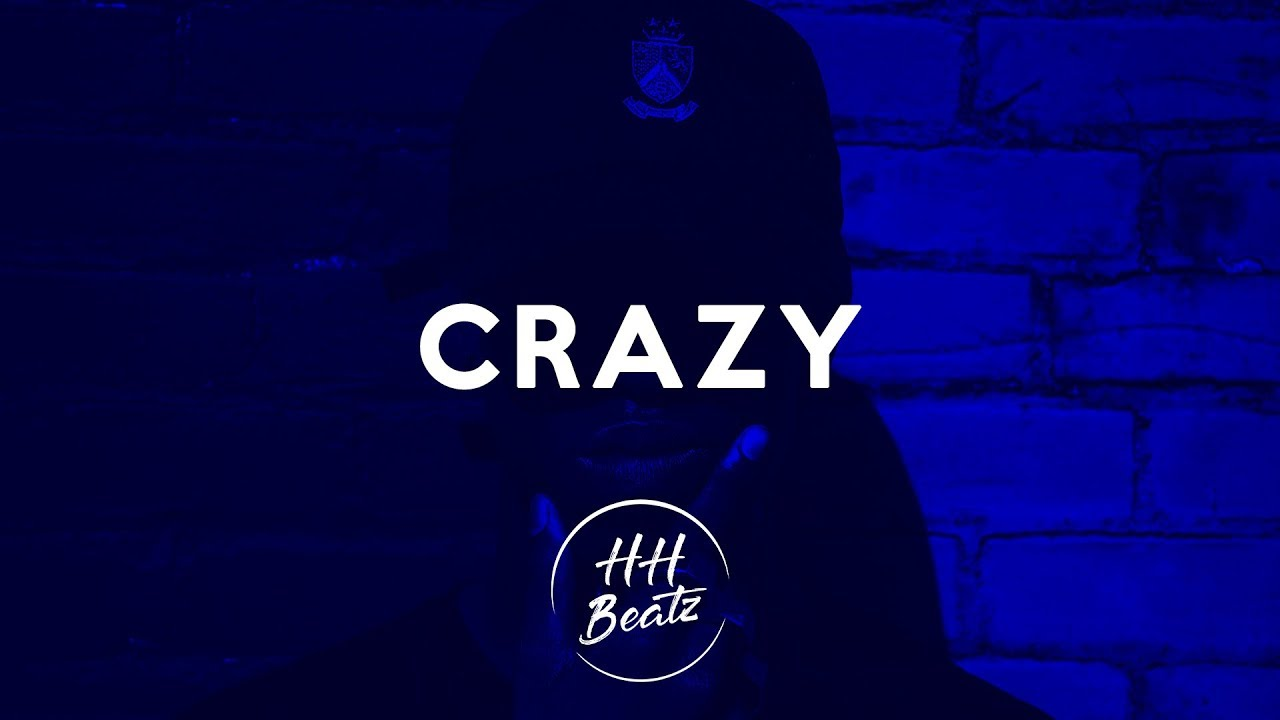 "Aggressive Rap Instrumental – ""Crazy"" 