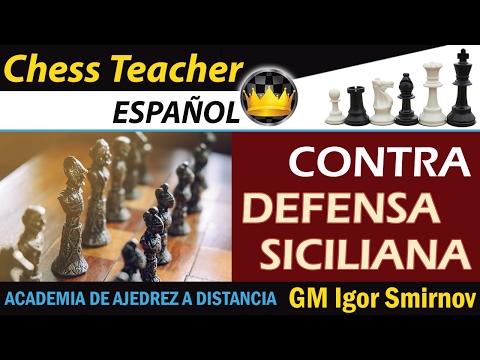 Contra-defensa Siciliana (primera parte)