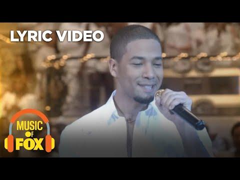 """You're So Beautiful"" Lyric Video | Season 3 | EMPIRE"