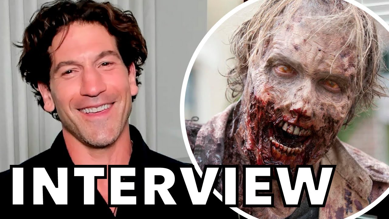 Jon Bernthal Reveals Why He Stopped Watching THE WALKING DEAD | INTERVIEW