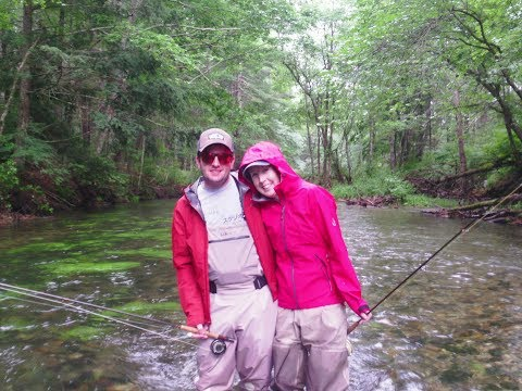 Learn To Fly Fish - Swift River