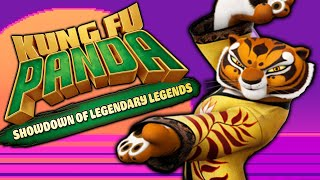 Finally, a new Bloody Roar! - Kung Fu Panda Showdown of Legendary Legends