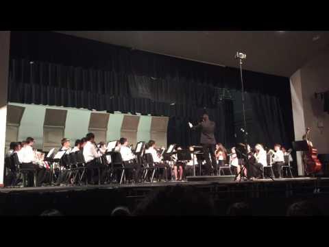 All-County Symphonic Band 2016 - Kentucky 1800