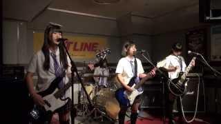 中学生ガールズバンド SANYU(サニュー) オリジナル2曲 (2014.0816)HOTLINE 2014
