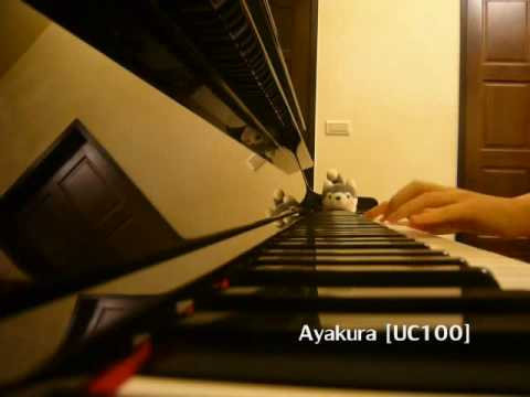 ❀Ayakura❀ ♫ LOVE MUSiC ♫ (piano ピアノ Ver.) - Ai Otsuka 大塚愛