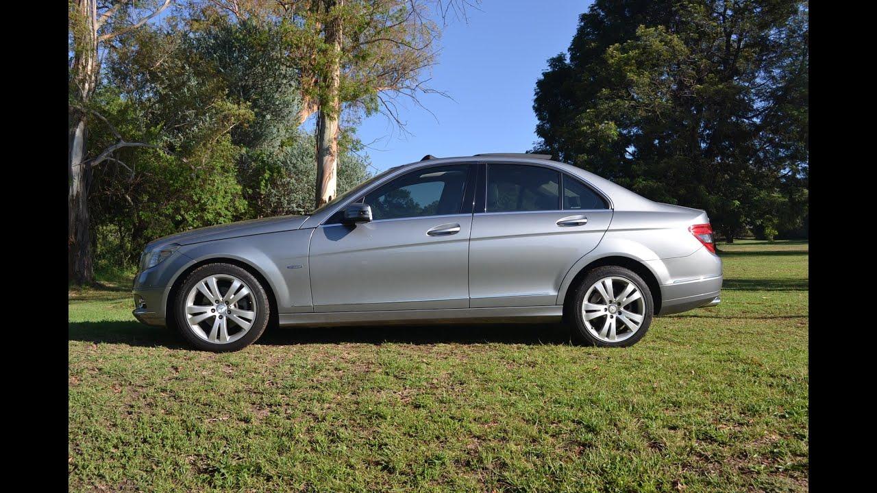 2010 Mercedes Benz C220 CDI  2630  YouTube
