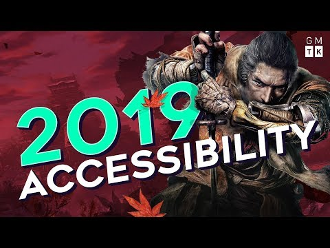 How Accessible Were 2019's Biggest Games?