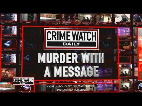 Pt. 1: Woman's Home Invasion Murder Raises Suspicions - Crime Watch Daily with Chris Hansen